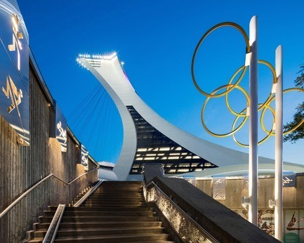 Press kit - Press release - A New Silhouette for the Montréal Tower - Provencher_Roy