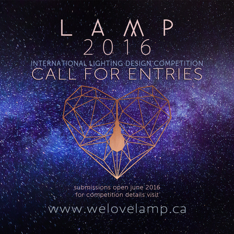 Newsroom | v2com-newswire | Newswire | Architecture | Design | Lifestyle - Press release - LAMP's 2016 Lighting Design Competition Call for Entries - L A M P (Lighting Architecture Movement Project)