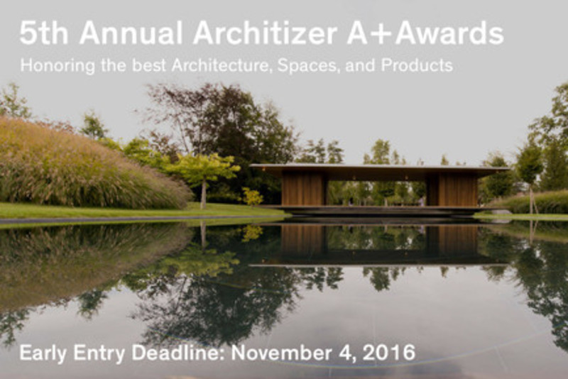 Press kit - Press release - Announcing the 5th Annual Architizer A+Awards - Architizer