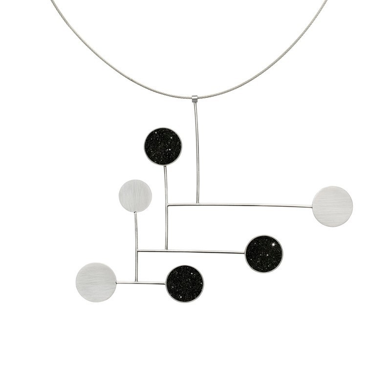 Press kit - Press release - Stellar, a new concrete-and-diamond jewelry collection from Konzuk, launches at ICFF in New York in May 2016 - KONZUK