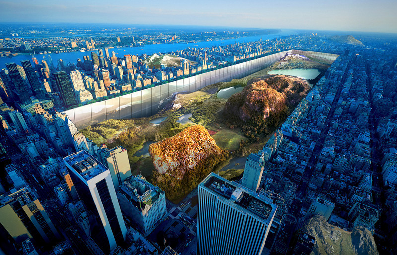 Press kit - Press release - Winner of 2016 eVolo Skyscraper Competition Reimagines the Future of New York City's Skyline - Jianshi Wu, Yitan Sun