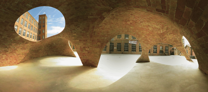 Press kit - Press release - Brick-topia by Map13 Barcelona, winner of the WAN Temporary Small Spaces Award 2015 - Map13 Barcelona