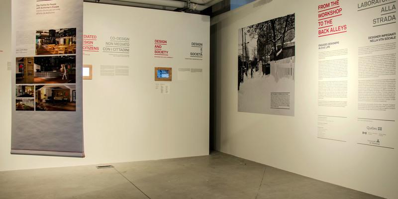 Dossier de presse - Communiqué de presse - L'École de design de l'UdeM représentera le Québec  et le Canada à la Triennale de Milan - Faculté de l'aménagement de l'Université de Montréal