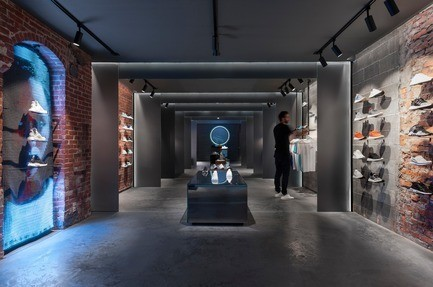 Salle de presse | v2com-newswire | Fil de presse | Architecture | Design | Art de vivre - Communiqué de presse - adidas x CNCPTS, The Sanctuary - Sid Lee et Sid Lee Architecture, en collaboration avec adidas US & Concepts