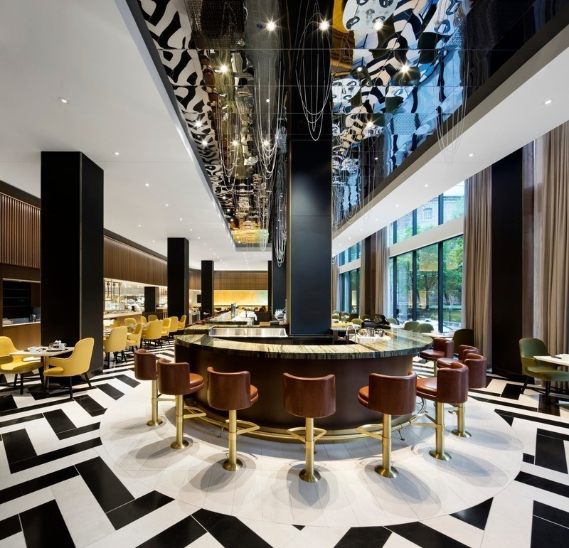 Dossier de presse - Communiqué de presse - The Transformation of Fairmont The Queen Elizabeth Hotel, as Seen by its Designers - Sid Lee Architecture