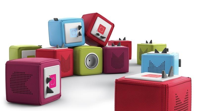 Press kit - Press release - Toniebox wins Red Dot Award: Best of the Best - Boxine GmbH