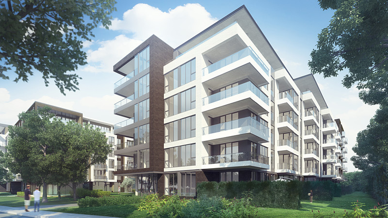 Newsroom - Press release - Groundbreaking at Castelnau Phase IV: the final chapter in a successful development - DevMcGill