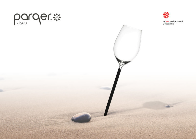 Press kit - Press release - Parqer - The wine glass for outdoor use - Parqer Glass