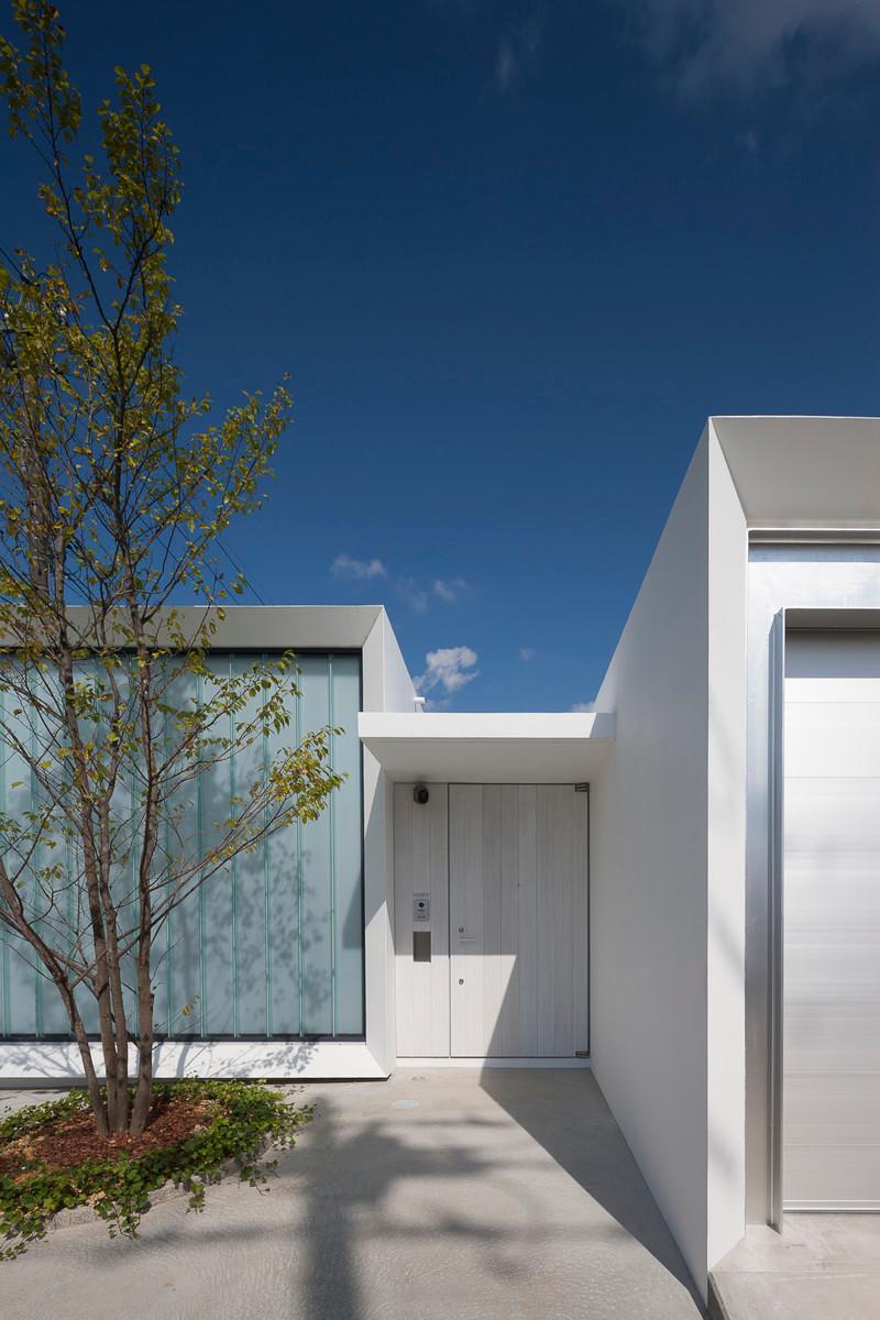 Press kit - Press release - The House for Contemporary Art / Award-winning project - Ryumei Fujiki + Yukiko Sato / F.A.D.S
