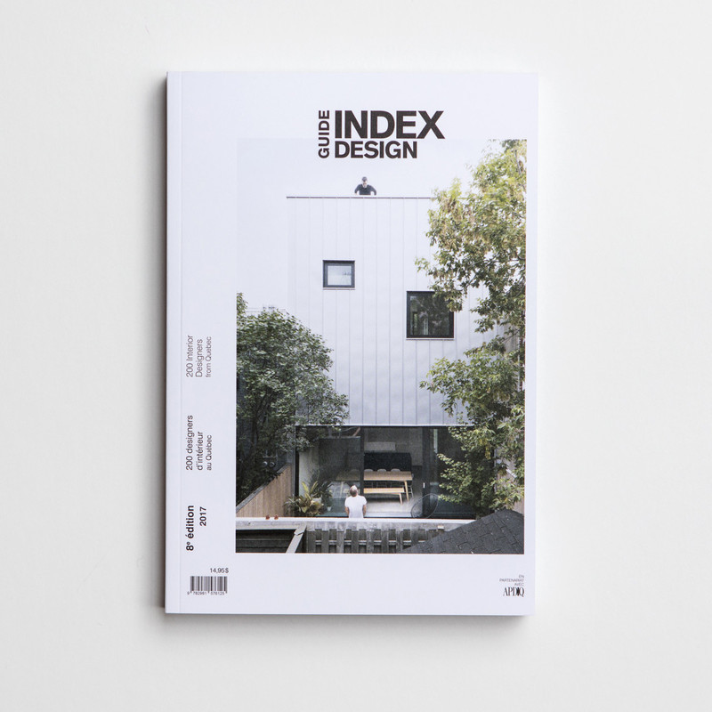 Dossier de presse - Communiqué de presse - Index-Design Launches the 8th Edition of the Guide – 200 Interior Designers from Quebec - Index-Design