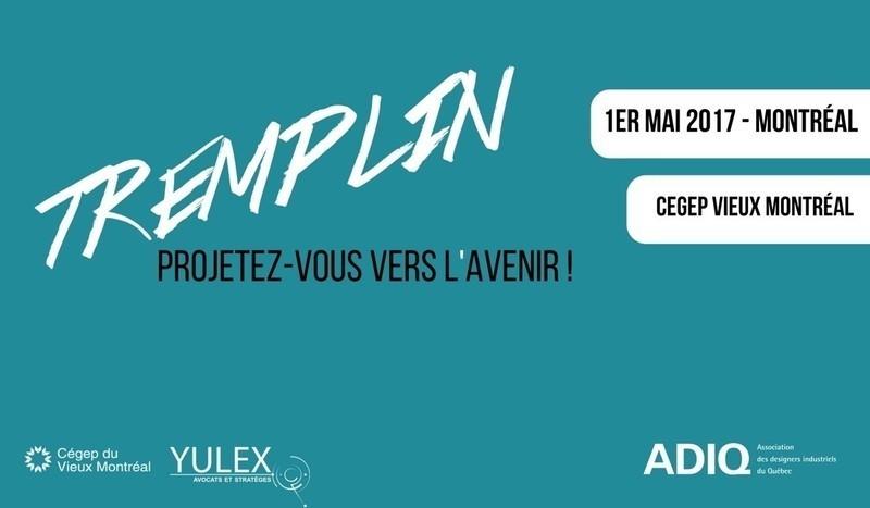 Dossier de presse - Communiqué de presse - TREMPLIN 2017 - Association des designers industriels du Québec (ADIQ)