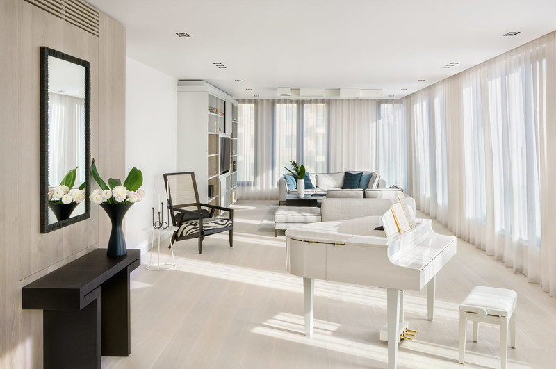 Newsroom | v2com-newswire | Newswire | Architecture | Design | Lifestyle - Press release - Penthouse on the Park - KNOF design