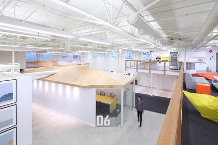 Salle de presse - Communiqué de presse - Design novateur pour les bureaux de STAT Search Analytics - DIALOG