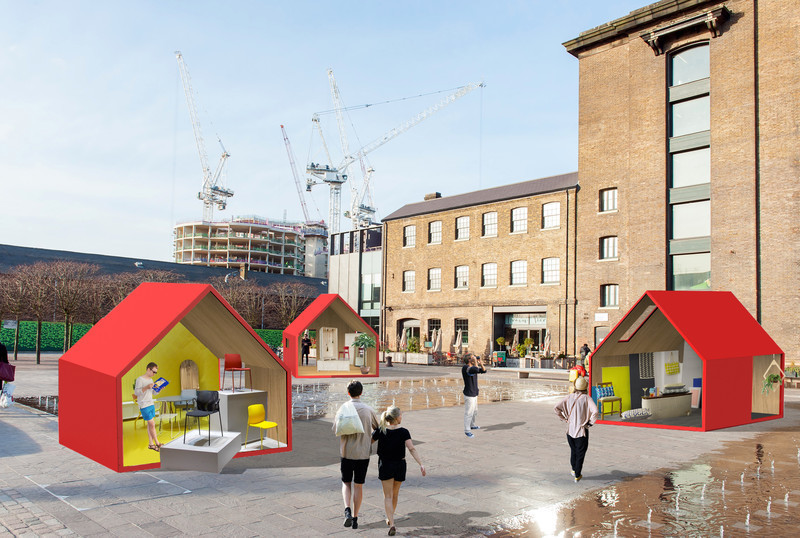 Newsroom - Press release - designjunction brings immersive design experiences and its first open-air party to King's Cross - designjunction