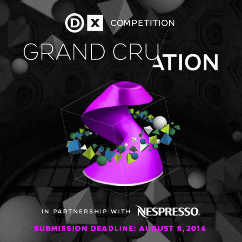 Newsroom | v2com-newswire | Newswire | Architecture | Design | Lifestyle - Press release - Call for Submissions: Grand Cru/ation | A Design Exchange Competition in Partnership with Nespresso - Design Exchange, Canada's Design Museum