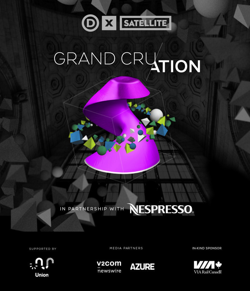 Newsroom | v2com-newswire | Newswire | Architecture | Design | Lifestyle - Press release - Design Exchange Presents Grand Cru/ation - A New DX Satellite Exhibition in Partnership with Nespresso - Design Exchange, Canada's Design Museum