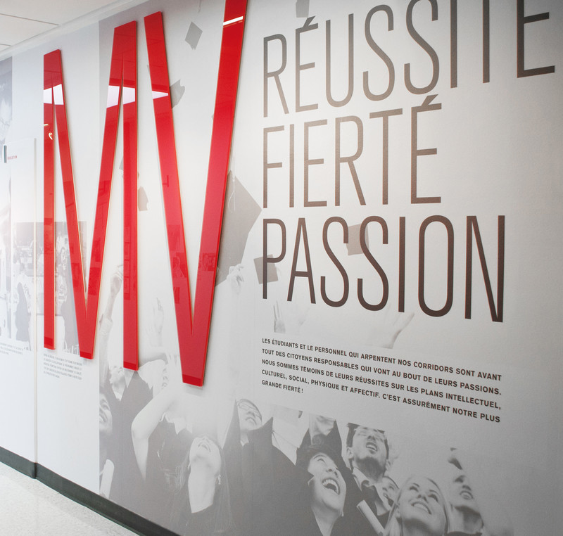 Newsroom - Press release - Applying art to education at Cégep Marie-Victorin - Cégep Marie-Victorin