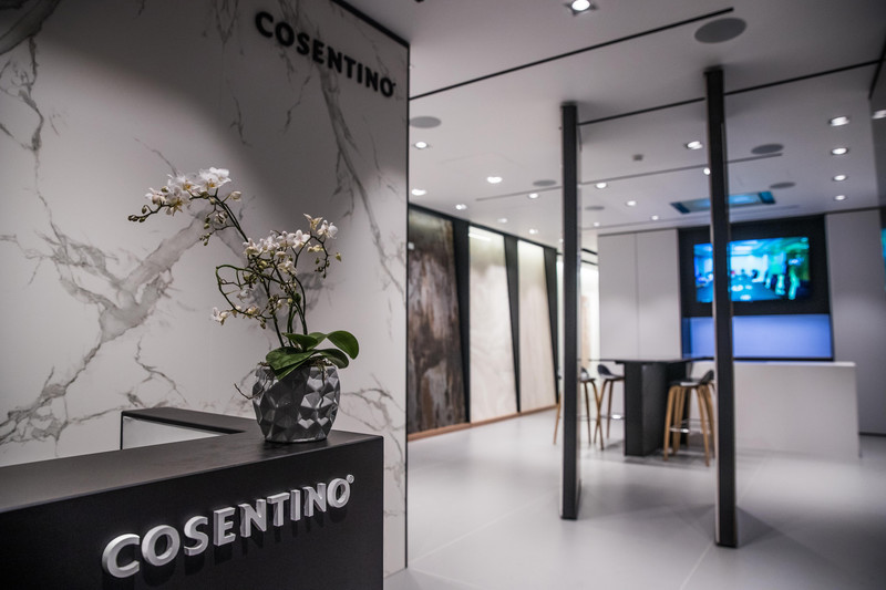Press kit - Press release - Grand Opening of the Cosentino City London - Cosentino