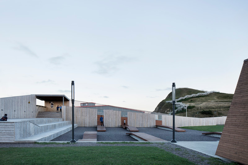 Newsroom - Press release - The Place des Gens de Mer - Bourgeois / Lechasseur architects
