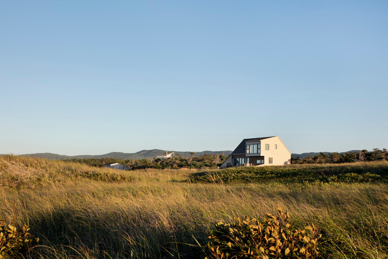 Newsroom | v2com-newswire | Newswire | Architecture | Design | Lifestyle - Press release - West Dune House - Bourgeois / Lechasseur architects