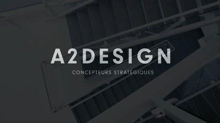 Dossier de presse - Communiqué de presse - A2DESIGN dévoile sa toute première vidéo corporative. - A2DESIGN Concepteurs stratégiques