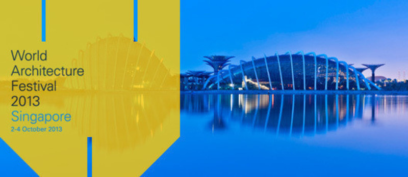 Press kit - Press release - Entries pouring in for World Architecture Festival Awards 2013 - World Architecture Festival (WAF)