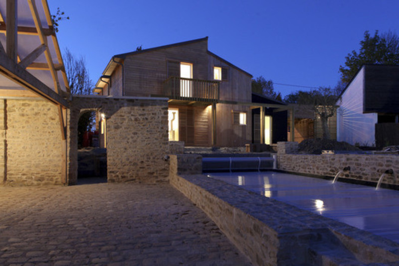 Newsroom - Press release - A bioclimatic house in Auray, Brittany - Patrice Bideau