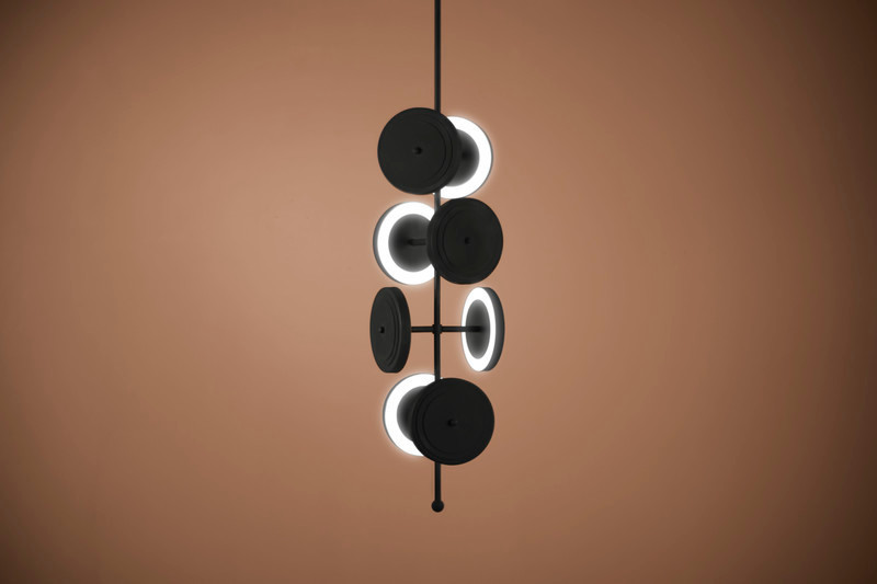Newsroom - Press release - Larose Guyon's new lighting collection Le Royer - Larose Guyon