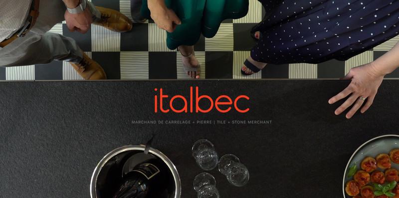 Press kit - Press release - Fière de ses 32 ans, ITALBEC se métamorphose - Italbec