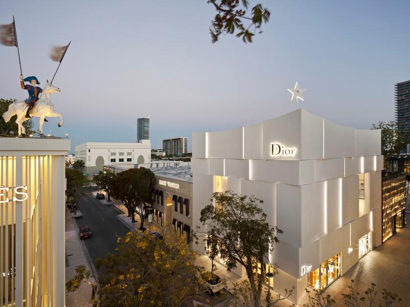 Press kit - Press release - Dior Miami Facade - BarbaritoBancel Architects