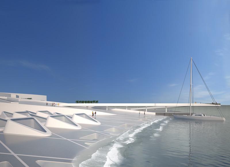Newsroom | v2com-newswire | Newswire | Architecture | Design | Lifestyle - Press release - DMMRC – Dubai Maritime Museum & Research Centre - Studio Niko Kapa