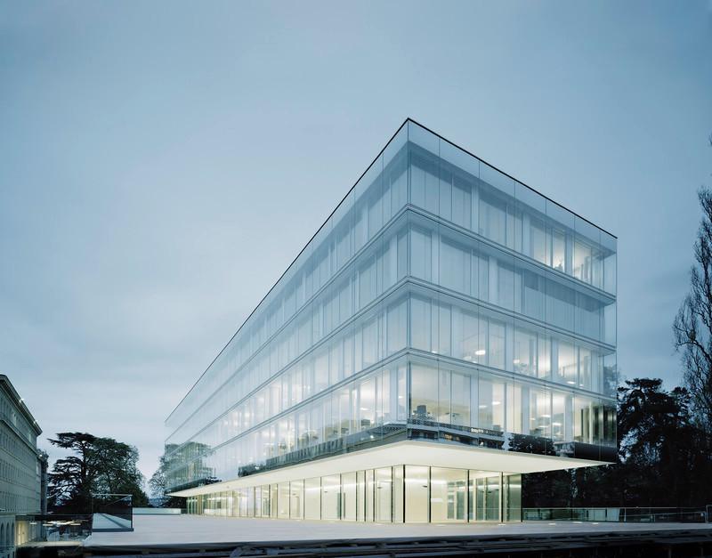 Press kit - Press release - World Trade Organization - wittfoht architekten