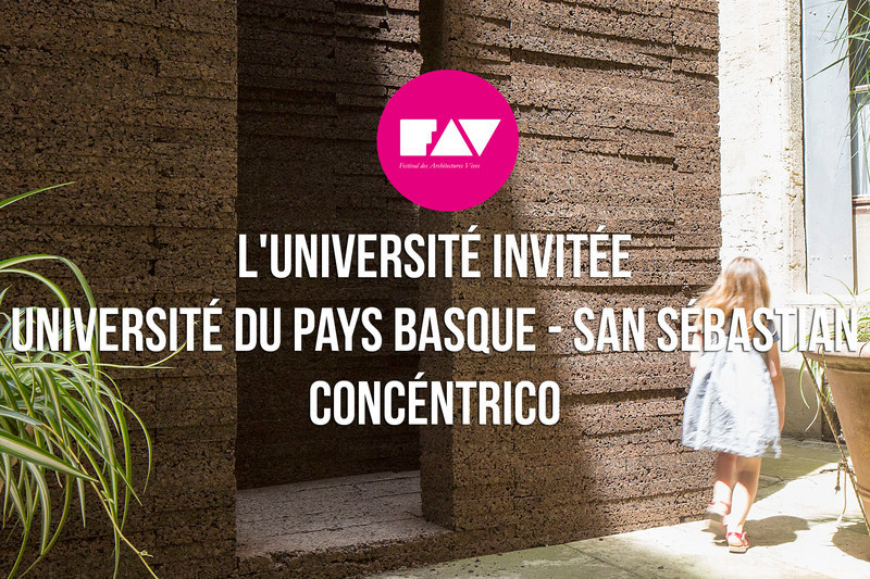 Newsroom - Press release - Invited University - FAV 2017 - Association Champ Libre - Festival des Architectures Vives (FAV)