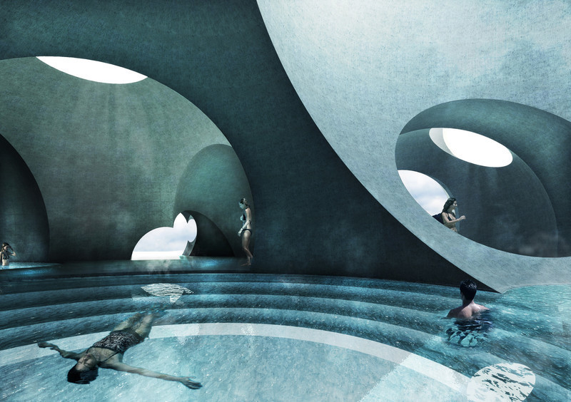 Newsroom | v2com-newswire | Newswire | Architecture | Design | Lifestyle - Press release - Liepāja Thermal Bath receives 2016 AAP American Architecture Prize - Steven Christensen Architecture