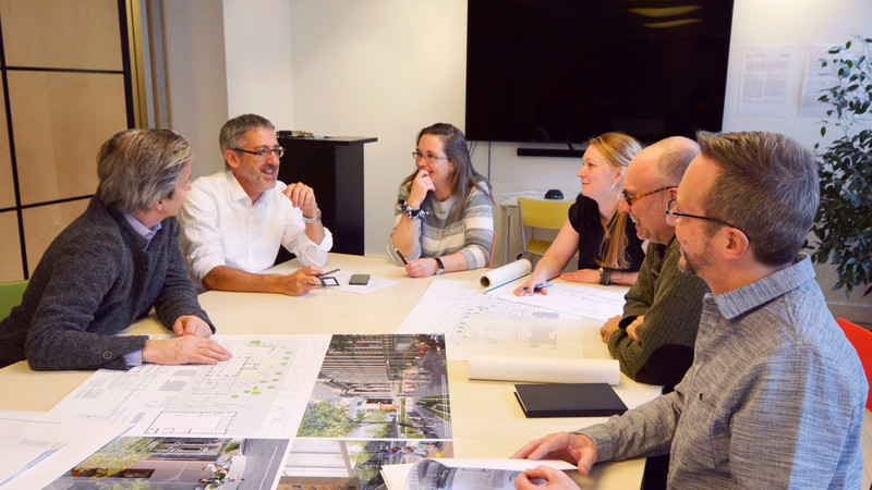Newsroom | v2com-newswire | Newswire | Architecture | Design | Lifestyle - Press release - Members of Dan Hanganu's Team Join EVOQ Architecture - EVOQ Architecture