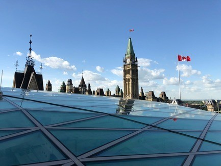 Press kit - Press release - La firme EVOQ Architecture poursuit sa croissance à Ottawa - EVOQ Architecture