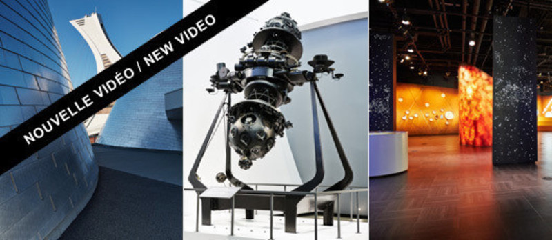 Newsroom | v2com-newswire | Newswire | Architecture | Design | Lifestyle - Press release - XYZ: Partner in the cosmic voyages at the Rio Tinto Alcan Planetarium! - XYZ Technologie culturelle