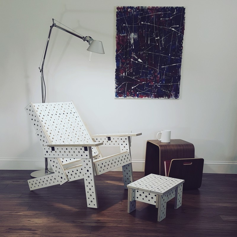 Press kit - Press release - Furniture that Adapts to Ever-Changing Needs and Spaces - MOJUHLER