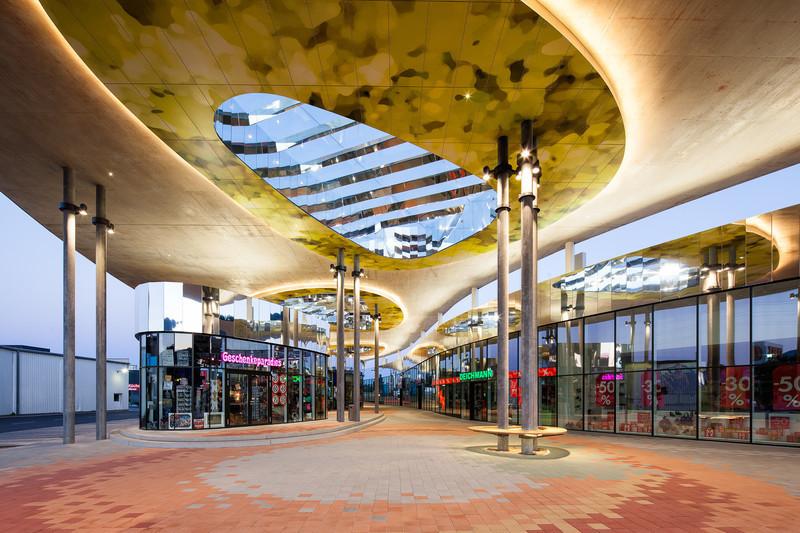 Newsroom | v2com-newswire | Newswire | Architecture | Design | Lifestyle - Press release - Shopping Nord Graz - BEHF Architects