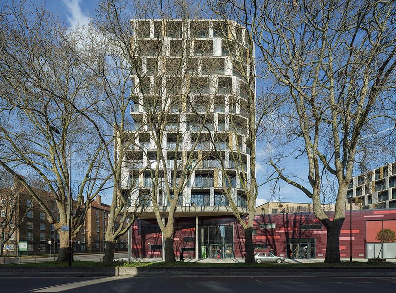 Press kit - Press release - Pembury Circus, Hackney - Fraser Brown MacKenna Architects