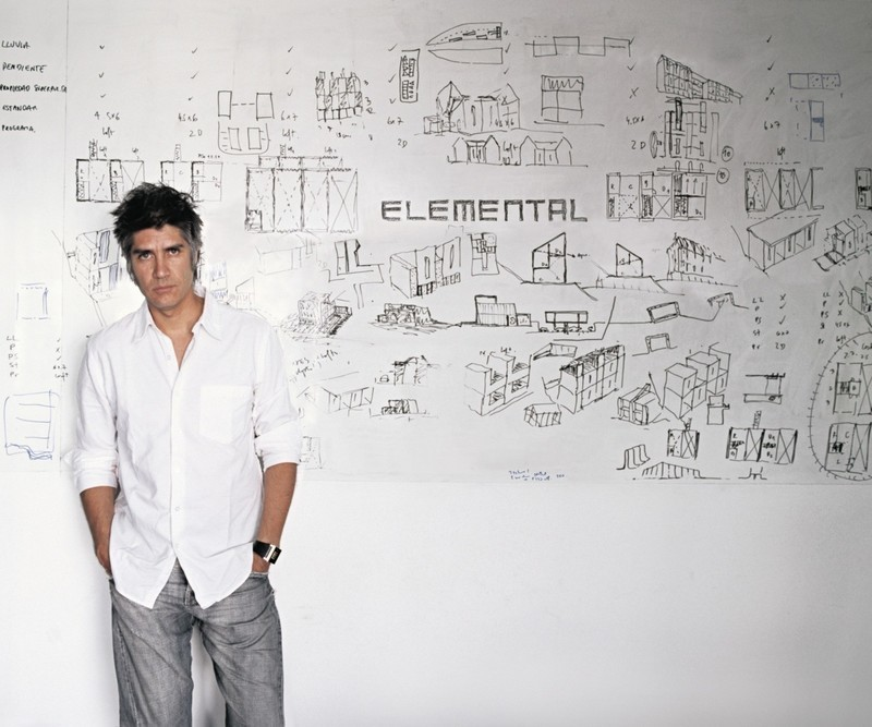 Newsroom - Press release - Alejandro Aravena, Winner of the Prestigious Pritzker Prize, Will Be a Keynote Speaker at the Great Montreal Gathering in October 2017 - World Design Summit Organization (WDSO)