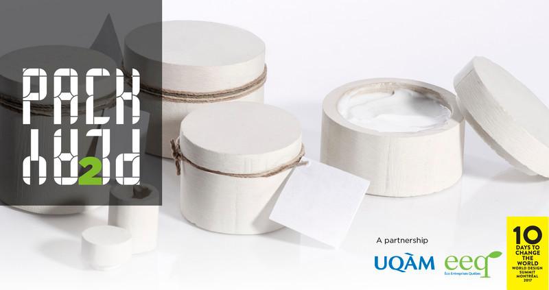 Press kit - Press release - Packplay 2 International Competition - École de design de l'UQAM | Éco Entreprises Québec (ÉEQ)