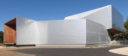 Dossier de presse - Communiqué de presse - Scène de musiques actuelles - Hérault Arnod architectures