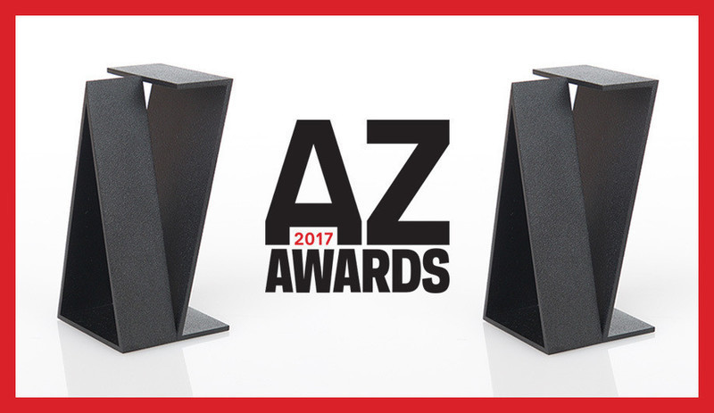 Newsroom - Press release - AZURE Reveals the Winners of the 2017 AZ Awards - AZURE