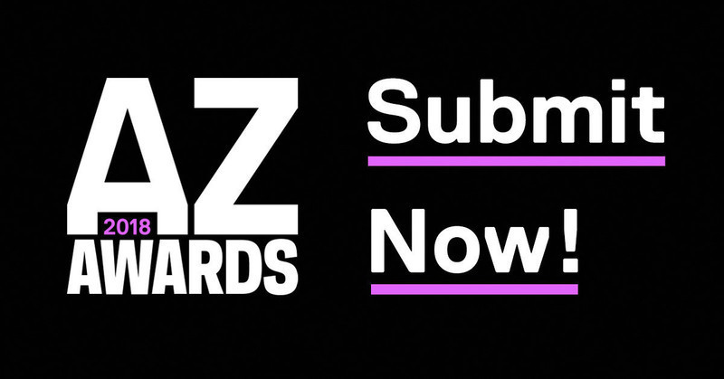 Press kit - Press release - The Eighth Annual AZ Awards Is Now Open for Submissions - AZURE
