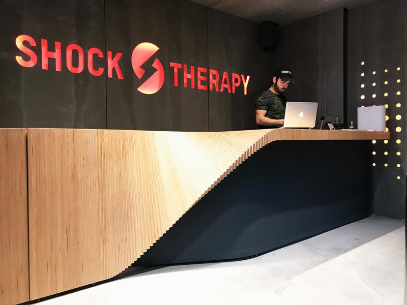 Newsroom | v2com-newswire | Newswire | Architecture | Design | Lifestyle - Press release - Shock Therapy NYC - Eray Carbajo
