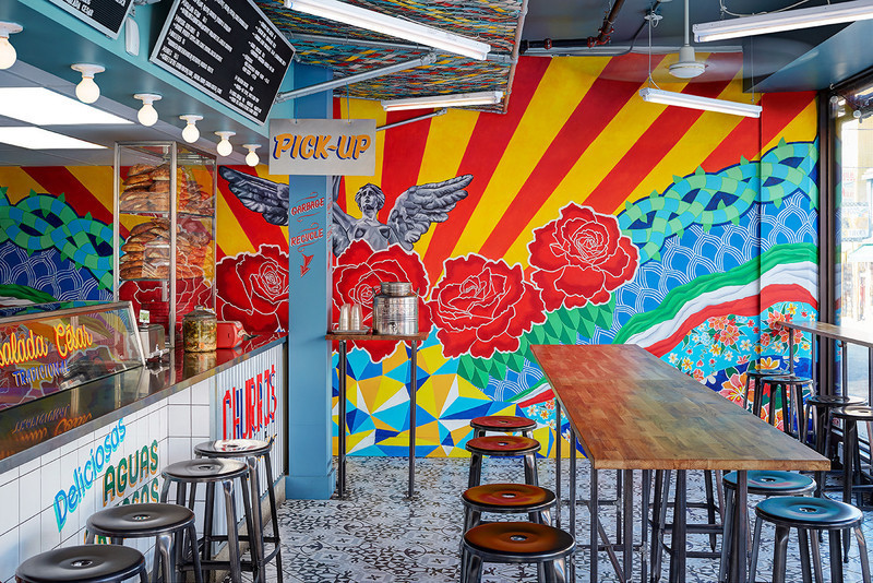 Dossier de presse - Communiqué de presse - Multidisciplinary Studio +tongtong Designs Torteria San Cosme, the Mexican Sandwich Shop in the Heart of Kensington Market - +tongtong