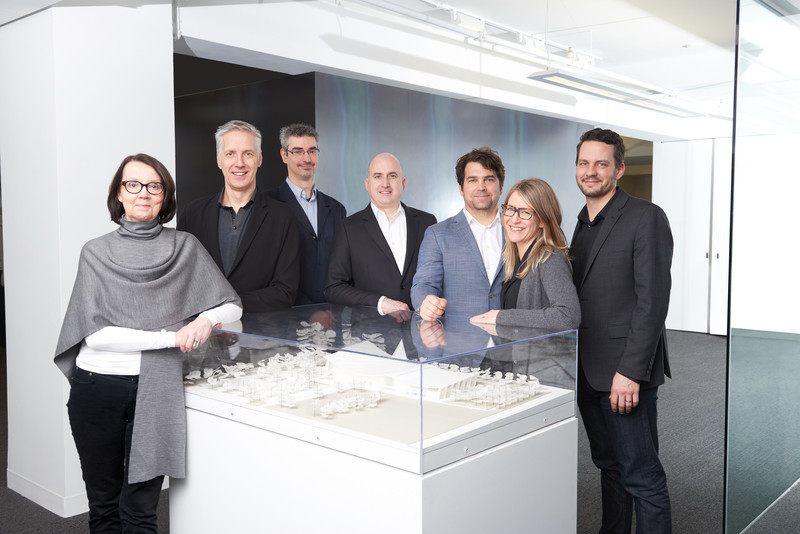 Press kit - Press release - HCMA Announces Three New Principals - Paul Fast, Michael Henderson + Melissa Higgs - HCMA Architecture + Design