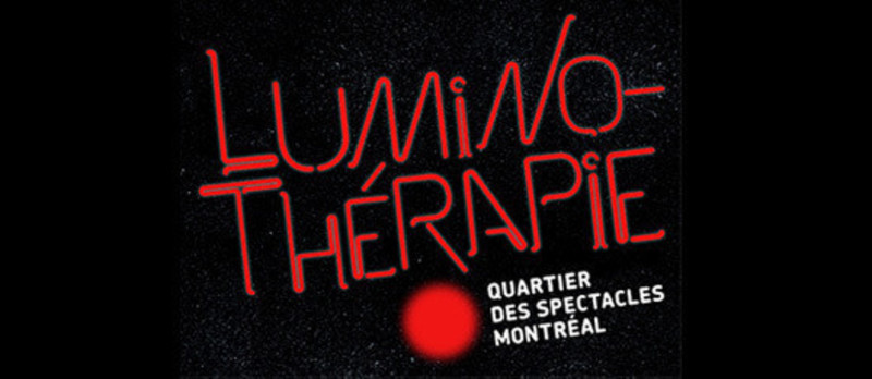 Newsroom - Press release - Luminothérapie competition: call for proposals - Bureau du design - Ville de Montréal