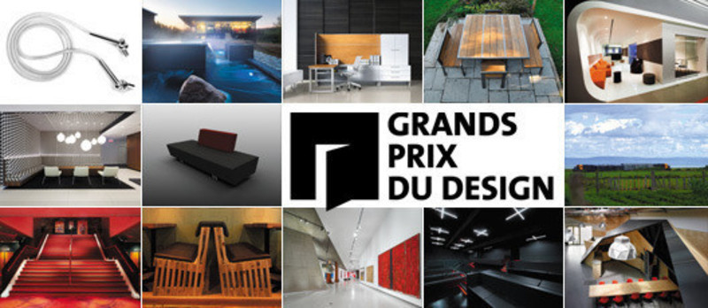 Press kit - Press release - Winners of the 2011 Grands Prix du design awards are finally revealed! - Agence PID